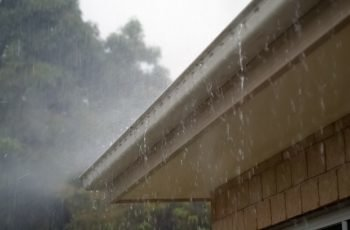 Mobile Home Rain Gutters And Downspouts