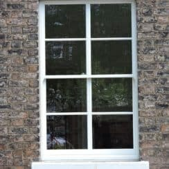 Sliding Vinyl Windows